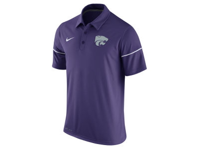 Kansas State Wildcats Nike NCAA Men's Team Issue Polo Shirt