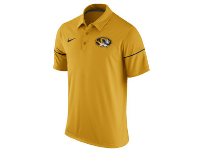 Missouri Tigers Nike NCAA Men's Team Issue Polo Shirt