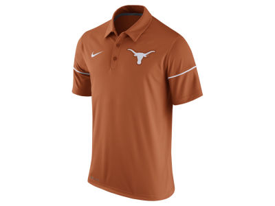 Texas Longhorns Nike NCAA Men's Team Issue Polo Shirt
