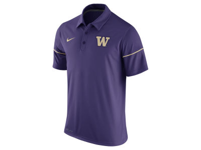 Washington Huskies Nike NCAA Men's Team Issue Polo Shirt
