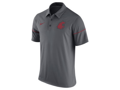 Washington State Cougars Nike NCAA Men's Team Issue Polo Shirt