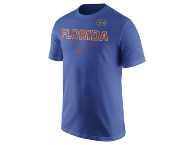 Florida Gators Nike NCAA Mens Cotton Practice T-Shirt