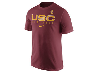 USC Trojans Nike NCAA Mens Cotton Practice T-Shirt