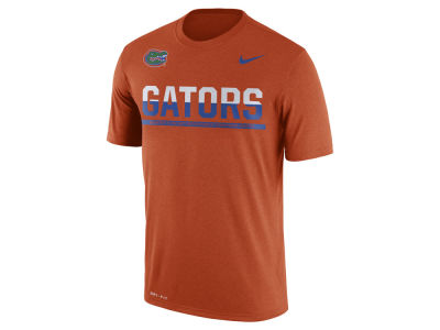 Florida Gators Nike NCAA Mens Legend Staff Sideline T-Shirt