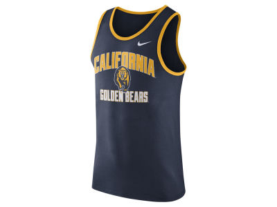 California Golden Bears Nike NCAA Men's Cotton Team Tank