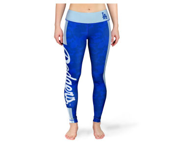 Los Angeles Dodgers MLB Women's Team Stripe Leggings