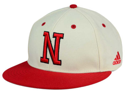 Nebraska Cornhuskers adidas NCAA On Field Baseball Cap