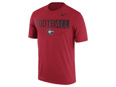 Georgia Bulldogs Nike NCAA Men's Legend Football T-Shirt