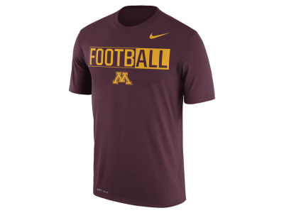 Minnesota Golden Gophers Nike NCAA Men's Legend Football T-Shirt