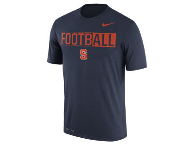 Syracuse Orange Nike NCAA Men's Legend Football T-Shirt