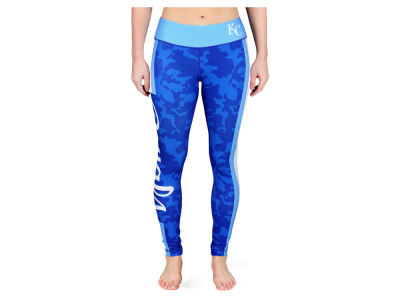 Kansas City Royals MLB Women's Team Stripe Leggings