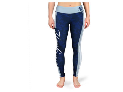New York Yankees MLB Women's Team Stripe Leggings