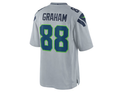 Seattle Seahawks Jimmy Graham Nike NFL Men's Limited Jersey