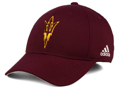 Arizona State Sun Devils adidas NCAA On Field Replica Flex Cap