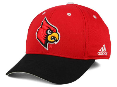 Louisville Cardinals adidas NCAA On Field Replica Flex Cap