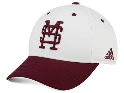 Mississippi State Bulldogs adidas NCAA On Field Replica Flex Cap
