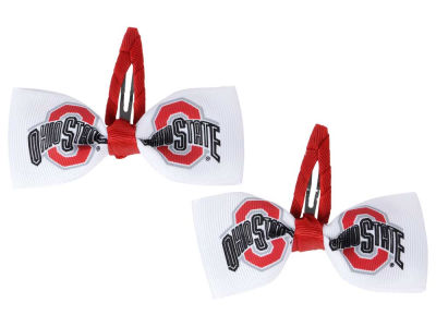 Ohio State Buckeyes Hair Clipplies