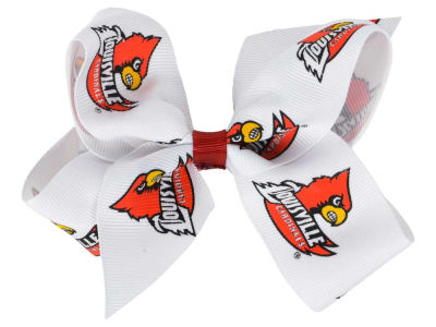 Louisville Cardinals Junior Bow