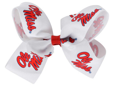 Ole Miss Rebels Junior Bow