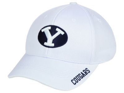 Brigham Young Cougars Top of the World NCAA Even Flow Cap