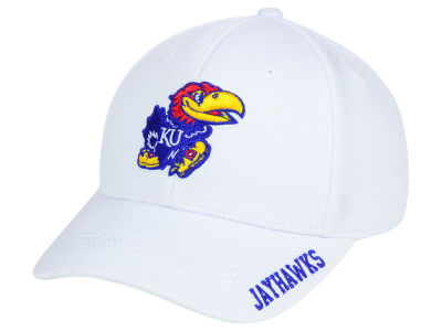 Kansas Jayhawks Top of the World NCAA Even Flow Cap
