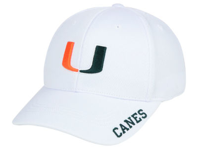 Miami Hurricanes Top of the World NCAA Even Flow Cap