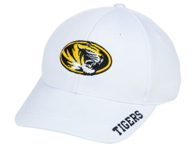 the best attitude df4dd e7492 Missouri Tigers Top of the World NCAA Even Flow Cap
