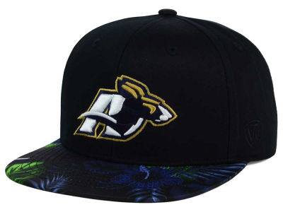 Akron Zips Top of the World NCAA Paradise Snapback Cap