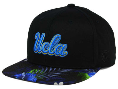 UCLA Bruins Top of the World NCAA Paradise Snapback Cap