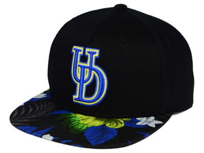 Delaware Blue Hens Top of the World NCAA Paradise Snapback Cap