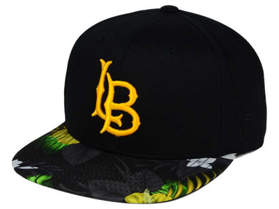 Long Beach State 49ers Top of the World NCAA Paradise Snapback Cap
