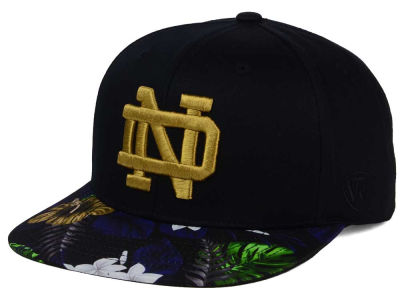 Notre Dame Fighting Irish Top of the World NCAA Paradise Snapback Cap