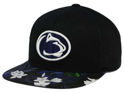 Penn State Nittany Lions Top of the World NCAA Paradise Snapback Cap