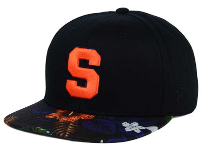 Syracuse Orange Top of the World NCAA Paradise Snapback Cap