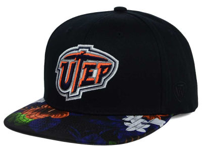 UTEP Miners Top of the World NCAA Paradise Snapback Cap