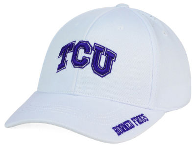 Texas Christian Horned Frogs Top of the World NCAA Even Flow Cap