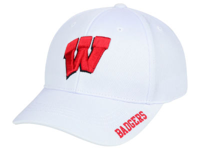 Wisconsin Badgers Top of the World NCAA Even Flow Cap