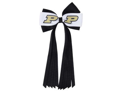 Purdue Boilermakers Streamer Bow