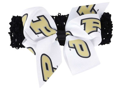 Purdue Boilermakers Crocheted Headband With Jr Bow