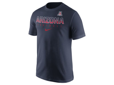 Arizona Wildcats Nike NCAA Mens Cotton Practice T-Shirt