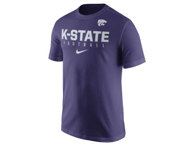 Kansas State Wildcats Nike NCAA Mens Cotton Practice T-Shirt