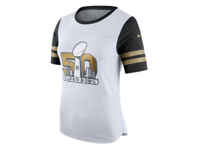 Super Bowl 50 Nike NFL Women's SB50 Fan T-Shirt