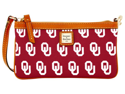 Oklahoma Sooners Dooney & Bourke Large Wristlet