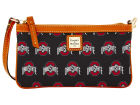 Ohio State Buckeyes Dooney & Bourke Large Dooney & Bourke Wristlet Luggage, Backpacks & Bags