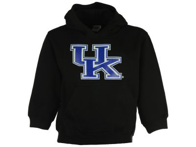 Kentucky Wildcats NCAA Youth Big Logo Pullover Hoodie Sweatshirt
