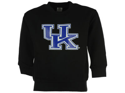 Kentucky Wildcats NCAA Youth Big Logo Crew Fleece Sweatshirt
