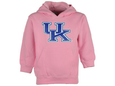Kentucky Wildcats NCAA Toddler Big Logo Pullover Hoodie Sweatshirt