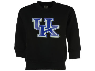 Kentucky Wildcats NCAA Toddler Big Logo Crew Fleece Sweatshirt