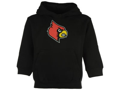 Louisville Cardinals NCAA Youth Big Logo Pullover Hoodie Sweatshirt
