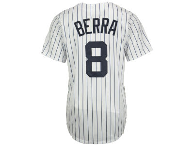 New York Yankees Yogi Berra Majestic MLB Men's Cooperstown Player Replica CB Jersey